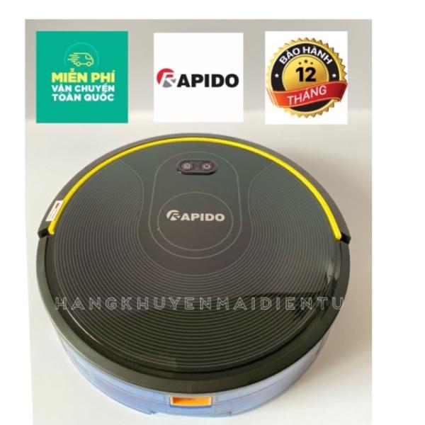 Robot hút bụi Rapido RR5- Hàng chính hãng, BH 12 tháng