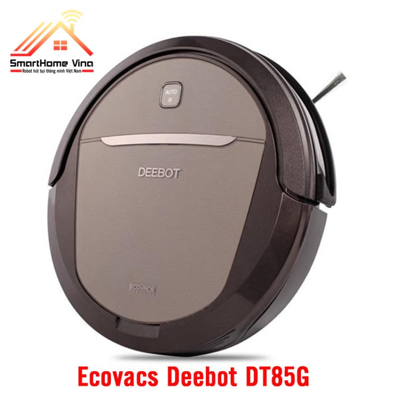 Robot hút bụi Ecovacs Deebot DT85G, Hàng chính hãng, Bảo hành 12 tháng
