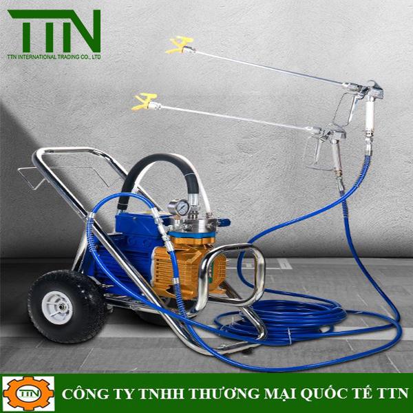 Máy phun sơn H1600 – 4500W