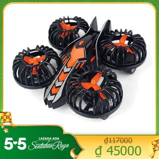 VAYu Mô hình đồ chơi máy bay không người lái mini dành cho trẻ em (kích thước 4.5 12 12.5cm) - INTL thumbnail