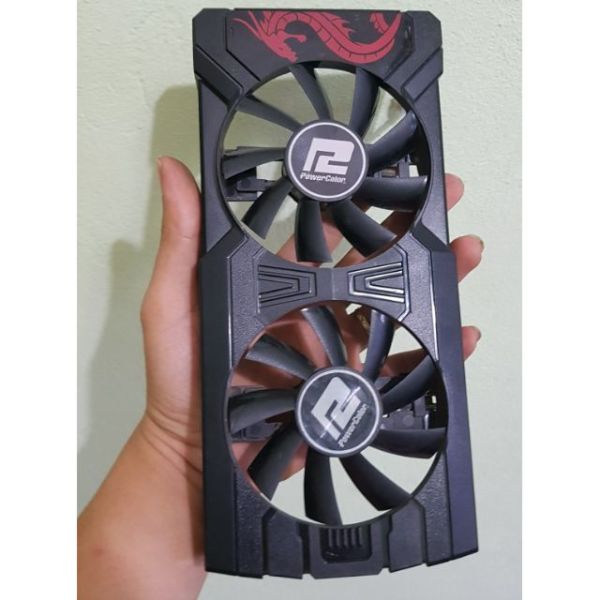 Bảng giá Fan ốp card màn hình PCL Rx 470 , 480 , 570 , 580 Phong Vũ