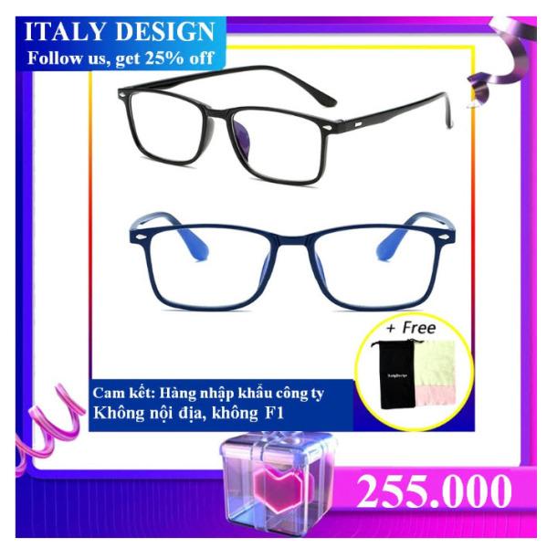 Giá bán Kính nhập khẩu ITALY DESIGN  MẪU L007 (độ +100)