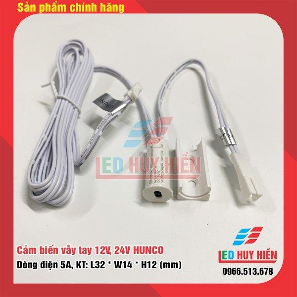 Cảm biến vẫy tay, bật đèn tủ12V 5A (60W), cảm biển 12V5A thiết bị thông minh ứng dụng nội thất