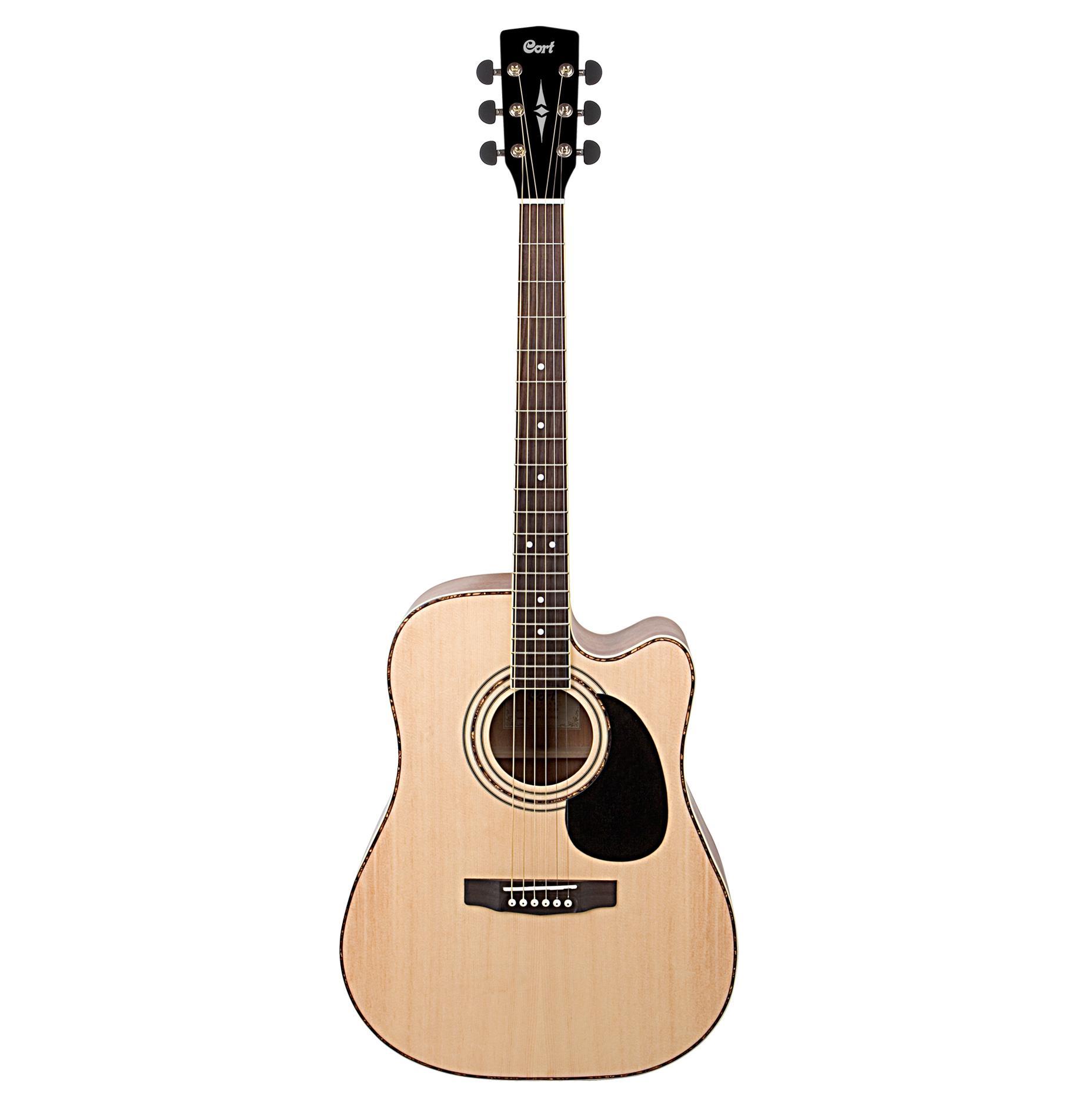 Nhạc cụ đàn guitar Acoustic Cort AD880CE NS - Duy Guitar Store đàn ghi-ta đệm hát giá tốt
