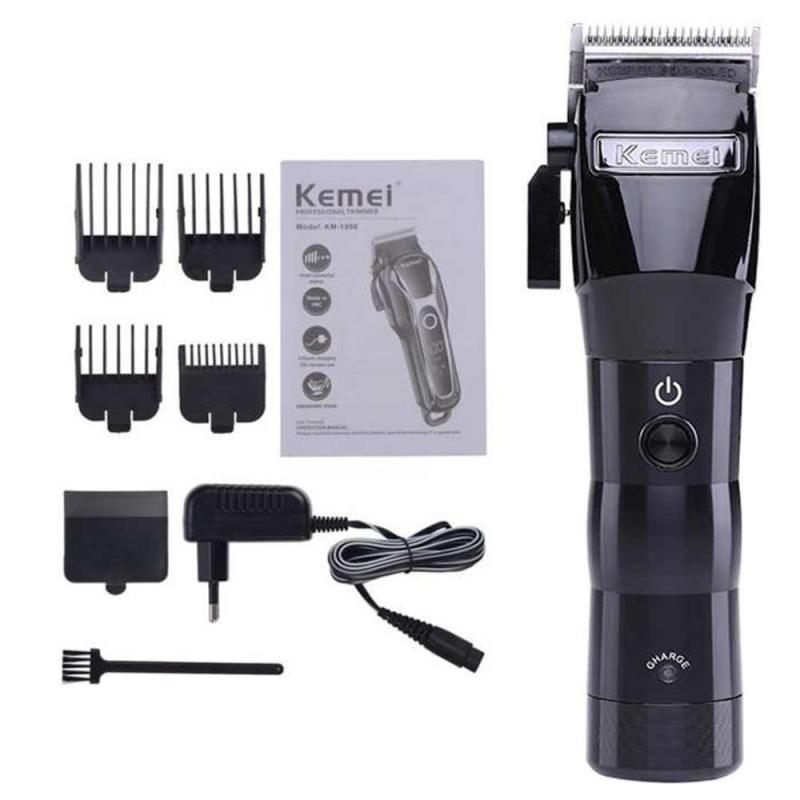 Tông đơ cắt tóc chuyên nghiệp Kemei Baber KM-2850 không dây cao cấp giá rẻ