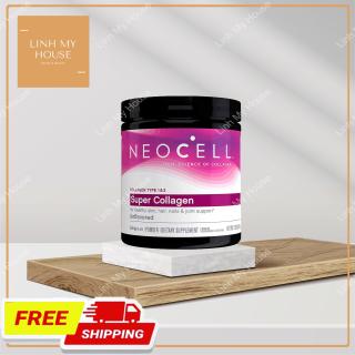 [HCM]Collagen bột tác dụng nhanh Neocell Super Collagen 198g thumbnail