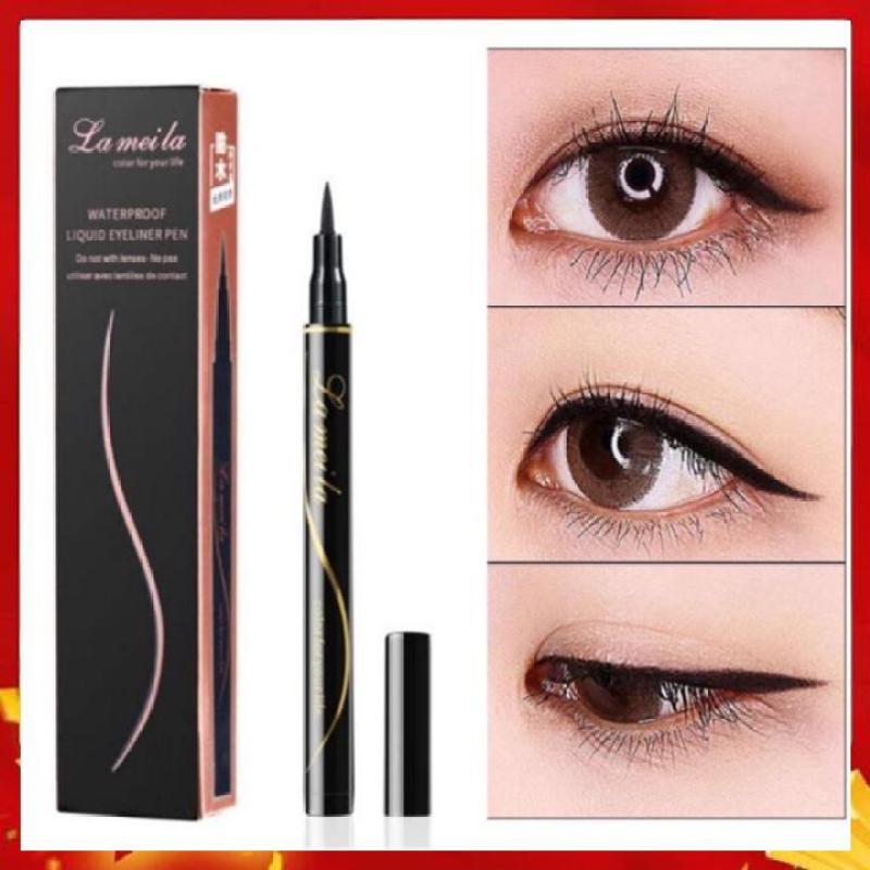 Bút dạ kẻ mắt không lem, không trôi Lameila - hàng nội địa Trung