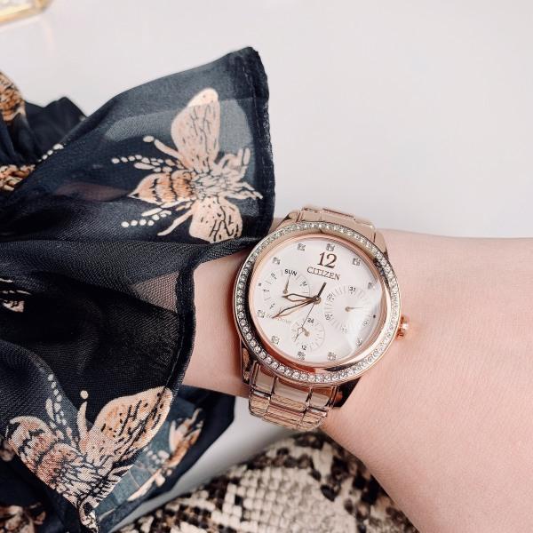 Đồng hồ nữ Citizen FD2013-50A