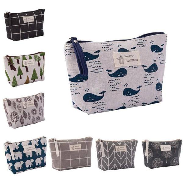 Túi Giặt Nữ SHINA70, Túi Đựng Họa Tiết Động Vật Du Lịch Đa Năng, Mỹ Phẩm Tổ Chức Vệ Sinh Cá Nhân Trường Hợp Túi Trang Điểm giá rẻ
