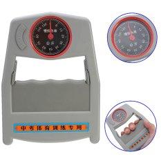 0 - 130Kg Hand Evaluation Dynamometer Grip Strength Meter Force Power Measurer - intl