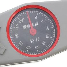 0-130 kg Tay Đánh Giá Dynamometer Kẹp Đo Cường Độ Lực Điện Tay-Quốc Tế