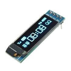 Mua 91 128X32 Iic I2C Xanh Dương Oled Man Hinh Hiển Thị Lcd Module Diy Dc3 3V 5 V Cho Pic Arduino Quốc Tế Mới Nhất