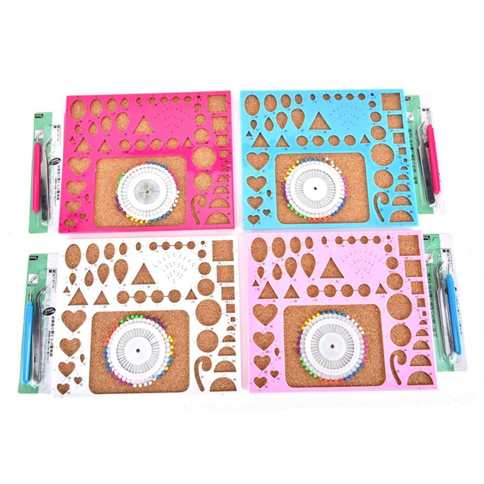 1 Set Paper Quilling Tool Kit DIY Hamdmade Art Work Accessory Papercraft Tool - intl - 2