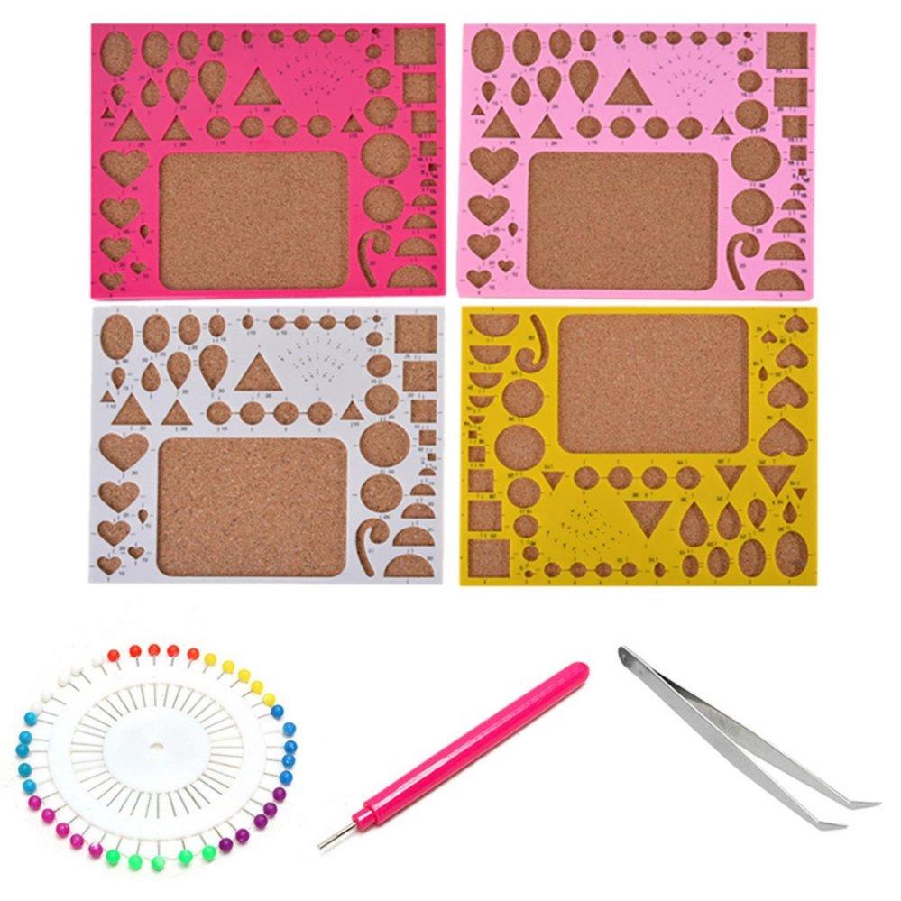 1 Set Paper Quilling Tool Kit DIY Hamdmade Art Work Accessory Papercraft Tool - intl - 7
