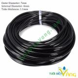 10 mét dây 6mm màu đen chống rêu