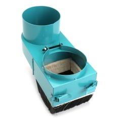Hình ảnh 100mm Spindle Dust Dustproof Shoe Vacuum Cleaner Cover For Woodwork CNC Router - intl