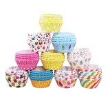 Cửa Hàng 100X Xmas Giấy Nhiều Mau Sắc Banh Cup Lot Nướng Banh Cupcake Trường Hợp Muffin Banh Quốc Tế Trực Tuyến