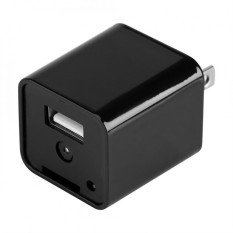 1080P HD Mini Camera USB Charger with Cable Home Security System US Plug - intl