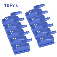 10 cái Tủ Tủ Tủ Quần Áo Tủ Quần Áo Cửa Bản Lề LED Cảm Biến Ánh Sáng Nhà Bếp Lạnh Trắng-quốc tế