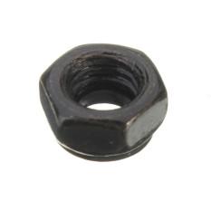 Bán 10Pcs Carbon Steel Self Locking Hex Nuts Nylon Lock Nuts M5 Intl Oem Rẻ