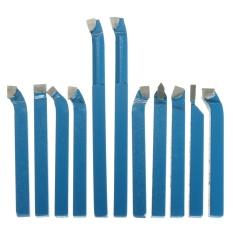 11 cái 8 mét Tiện Dụng Cụ Carbide Đầu Chia Lửa Bằng Đồng Nguyên Nhàm Chán Xay Cắt Biến-intl