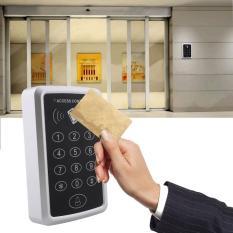 125 khz RFID Cửa Đầu Đọc Thẻ Bàn Phím Mini Gần ID Truy Cập Máy Bộ Điều Khiển