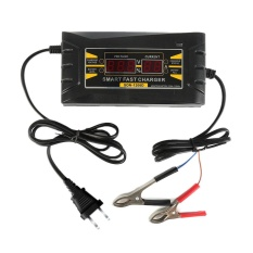 Hình ảnh 12V 6A Full Automatic Smart Fast Battery Charger For Car/ Motorcycle EUPlug - intl