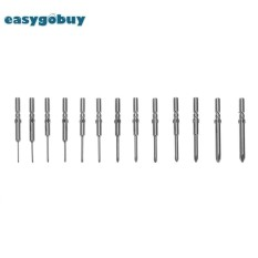 13pcs Electric Screwdriver Bit Set Cross Head Torque Screwdriver Plug - intl