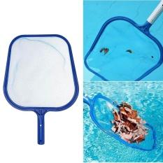 Hình ảnh 1pc Handed Pool Spa Pond New Leaf Debris Skimmer Mesh Net Hot Tub Cleaner tool - intl