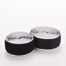Mua 2 Rolls Velcro Hook Strong Self Adhesive Black - intl