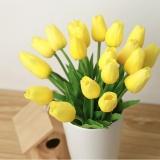 Bán 20 Hoa Tulip Nhan Tạo Phụ Kiện Trang Tri To Ban Quốc Tế Mới