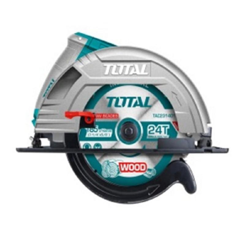 2200W MÁY CƯA GỖ ĐĨA TRÒN TOTAL TS1222356 (KÈM THEO 1 LƯỠI CƯA 60 RĂNG)