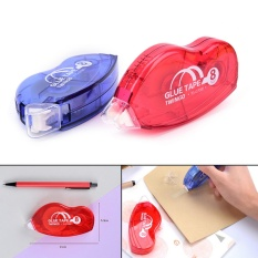 Mua 22M Roller Pen Mini Double Sided Adhesive Roller Tape Adhesive Transfer Sticky - intl