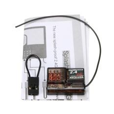Hình ảnh 2.4GHz Radio Remote Controller Receiver Transmitter For Electric Skateboard DIY - intl