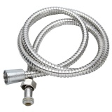 Bán 2M Shower Hose Stainless Steel Bathroom Heater Water Head Pipe Chrome Flexible Intl Trực Tuyến Trong Trung Quốc