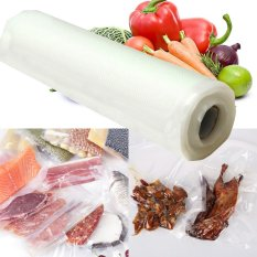 Cửa Hàng 2Pcs Roll Seal Vacuum Fresh Keeping Self Sealing Food Save Storage Bag 500X20Cm Not Specified Trung Quốc