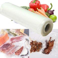 Giá Bán 2Pcs Roll Seal Vacuum Fresh Keeping Self Sealing Food Save Storage Bag 500X20Cm Not Specified Nguyên