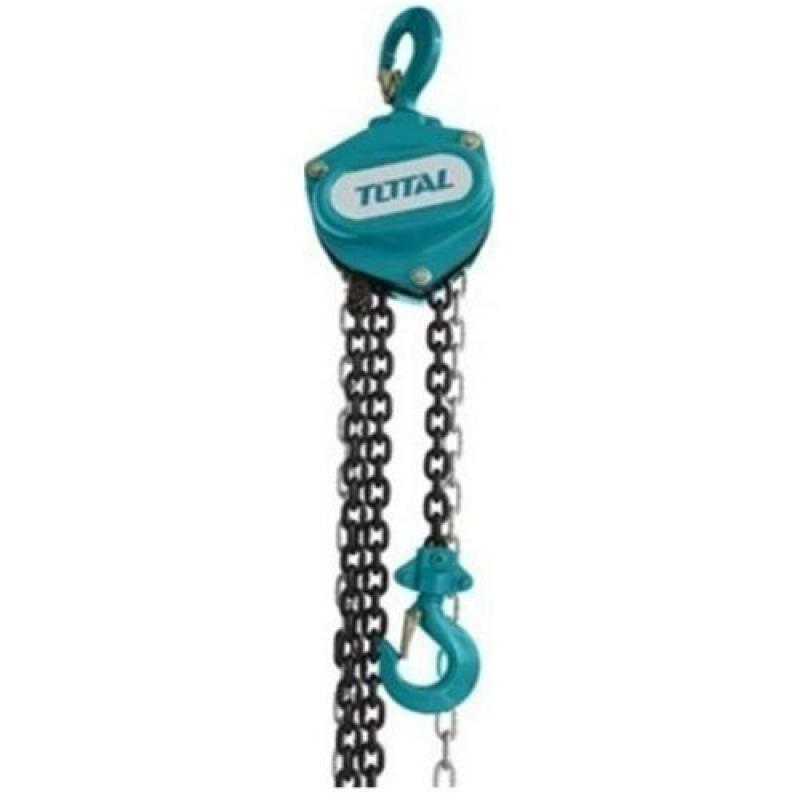 Pa lăng xích Total TCBK0203 (trọng lượng nâng 3 tấn)