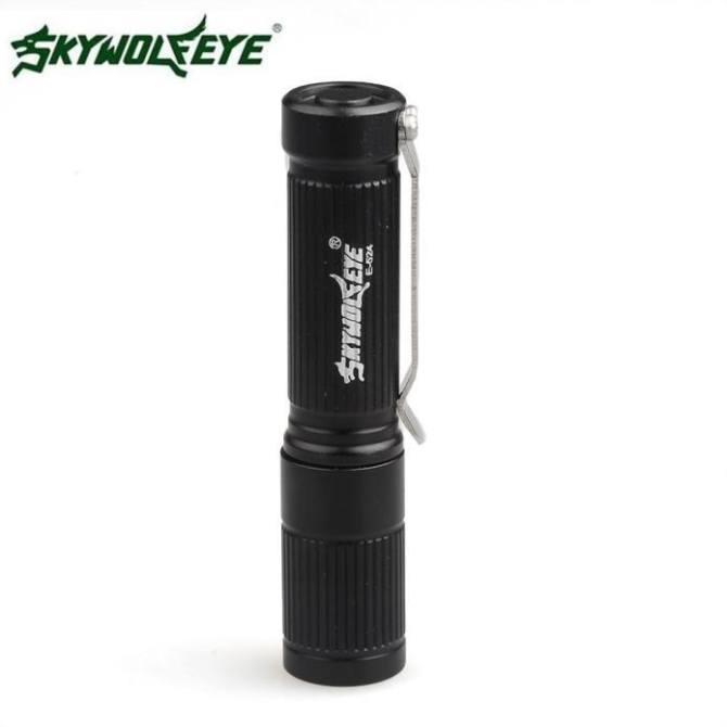 3000LM Zoomable CREE XM-L Q5 LED Flashlight 3 Mode Torch Super Bright Light Lamp - intl