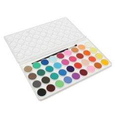 Mua 36 các loại Màu Sắc Chắc Chắn Màu Nước Bánh Nghệ Sĩ Tranh Sắc Tố Hộp Bàn Chải Bộ