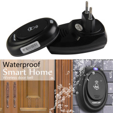 36 Songs Wireless Remote Control 100M Range Waterproof Intelligent Doorbell