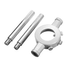Hình ảnh 38mm Die Stock Holder Thread Tap Wrench Round Handle Bar Tools - intl
