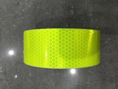 Hình ảnh 3M Reflective Safety Warning Conspicuity Tape Roll Film Sticker Yellow - intl
