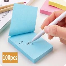 Mua 4 cái Nhiều Màu Sắc Dính Chắc Sau nó Ghi Chú Miếng Dán Văn Phòng Note Ghi Nhớ N Lần Tự dán Giấy Note- quốc tế