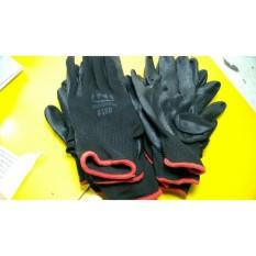 Hình ảnh 5 đôi găng tay bảo hộ lao động phủ sơn - 5 đôi gang tay bảo hộ lao động phủ sơn (màu ngẫu nhiên)