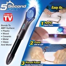 Hình ảnh ✅ 5 Second Fix✅ - Hàn gắn mọi thứ như ý - Hiệu quả trên mọi chất liệu từ da, nhựa, gỗ hay thậm chí là kim loại!
