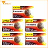 Bán 5 Vien Pin Cr1620 Panasonic 3V Pin Remote Cr1620 Panasonic