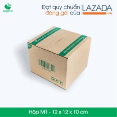 50 Thung Hộp Carton Ma M1 Kich Thước 12 12 10 Cm Trong Hồ Chí Minh