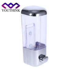 500 Ml Treo Tường Chrome Sữa Tắm Dầu Gội Binh Đựng Xa Phong Tắm Quốc Tế Oem Rẻ Trong Trung Quốc