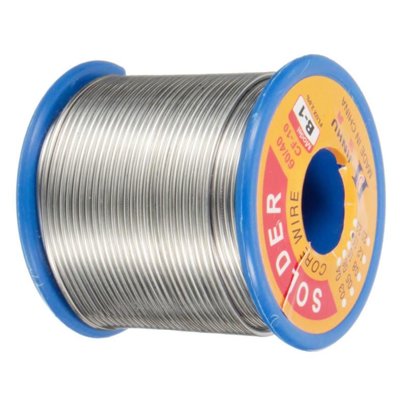 60/40 2% 500 gam 1.5 mét Tín Dẫn Dòng Hàn Nhựa Thông Core Hàn Thông Lượng Dây Hàn-quốc tế